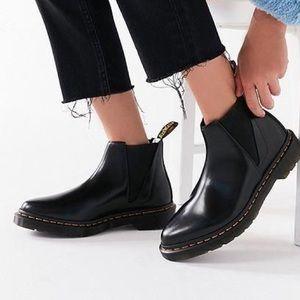 Dr Martens Bianca Chelsea Boots   Excellent Cond.